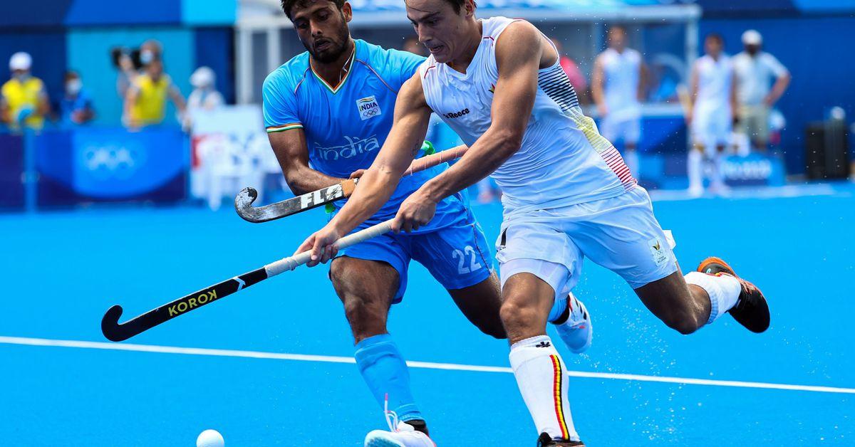 Olympics-Hockey-Belgium win spot in men's finals, India to fight for bronze - Reuters