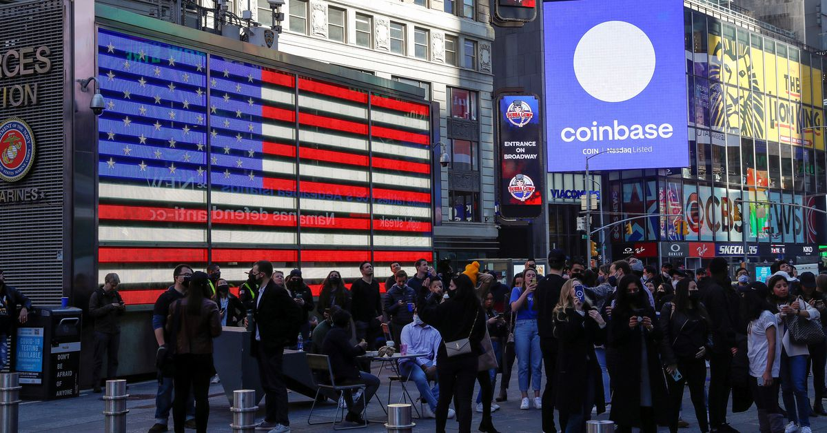 ARK buys another $64 mln in Coinbase shares, sells $99.5 mln of Tesla... image