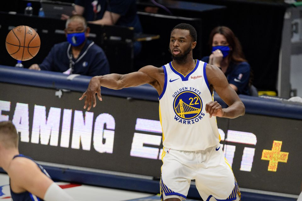 Warriors Forward Andrew Wiggins Receives Coronavirus Vaccine After NBA Denied his Request for Religious Exemption