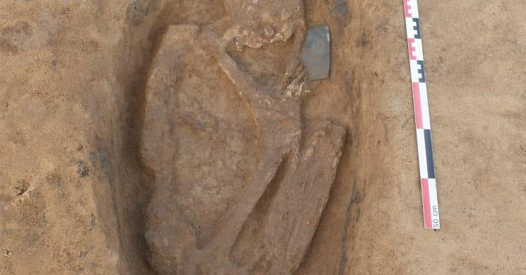 Egyptologists uncover rare tombs from before the Pharaohs