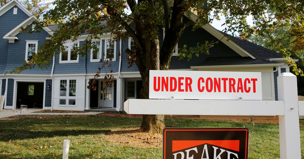 Vulnerable U.S. homeowners face uncertainty as mortgage forbearance ends - Reuters