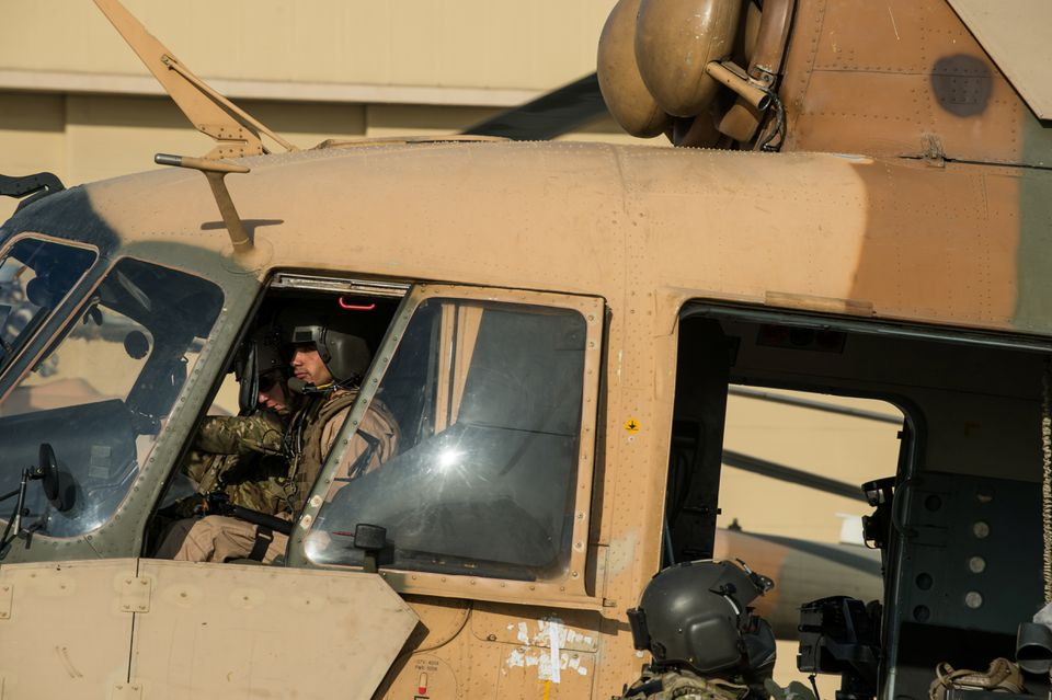 Afghan Pilots Assassinated by Taliban as U.S. Withdraws Troops