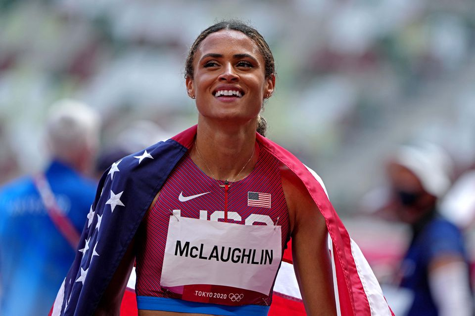 Olympic Gold Medalist Sydney McLaughlin Shares Tearful Video G, Says Critics Reject 'the Jesus Living in Me'