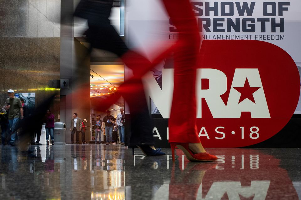 NRA Cancels Annual U.S. Meeting, Citing Coronavirus S urge