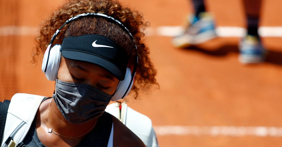 Fellow athletes rally around Osaka after French Open withdrawal – Reuters