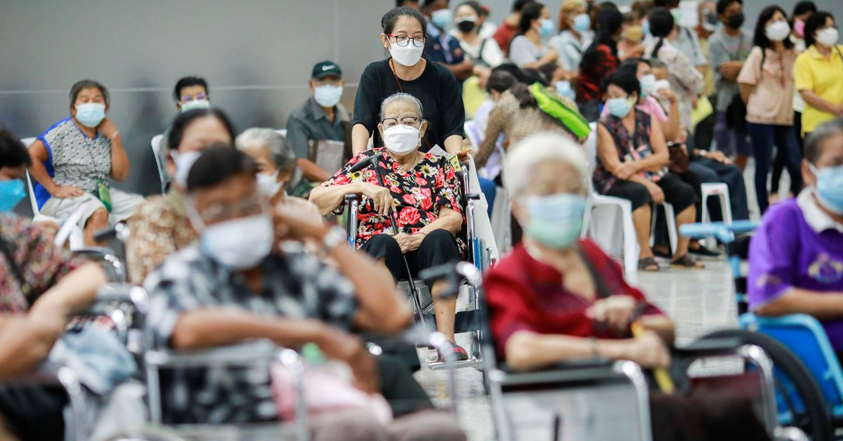 Thailand reports daily record of 16533 new coronavirus cases - Reuters