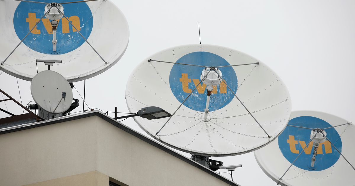 EXCLUSIVE Polish TV regulator casts doubt over future of U.S.-owned news channel