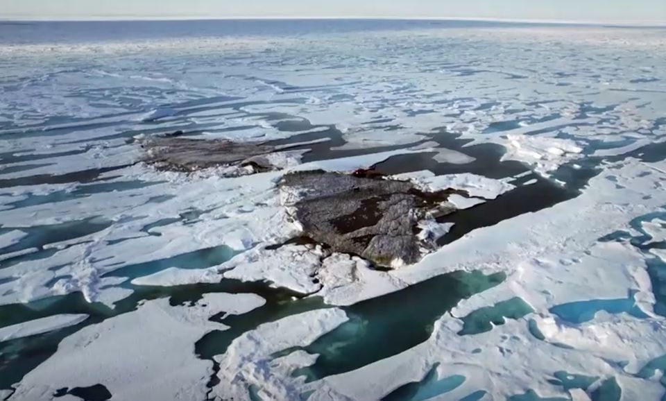Scientists Discover 'World's Northernmost Island'