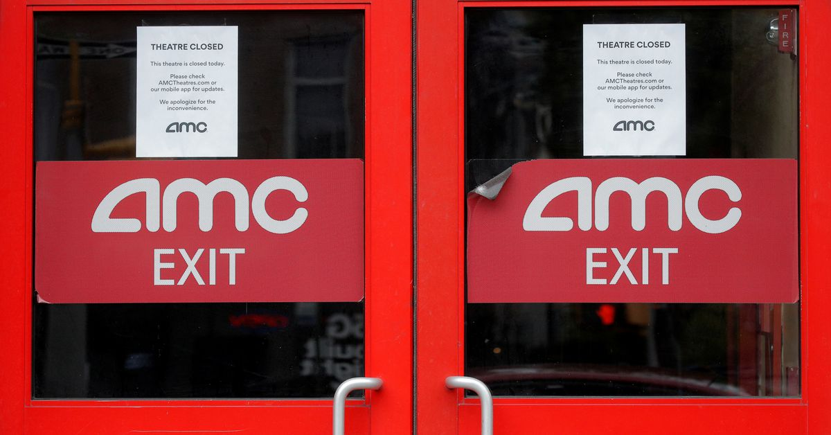 AMC cashes in on Reddit-trading frenzy with $428 mln share sale