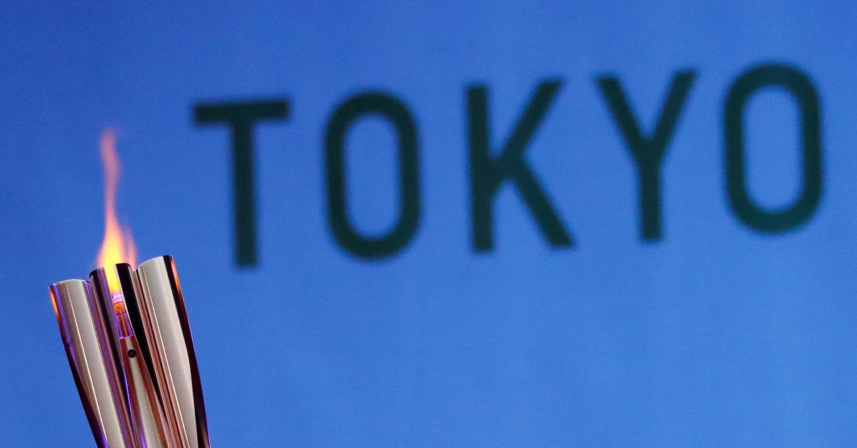OLYMPICS Six Tokyo Olympic torch staffers diagnosed with COVID-19