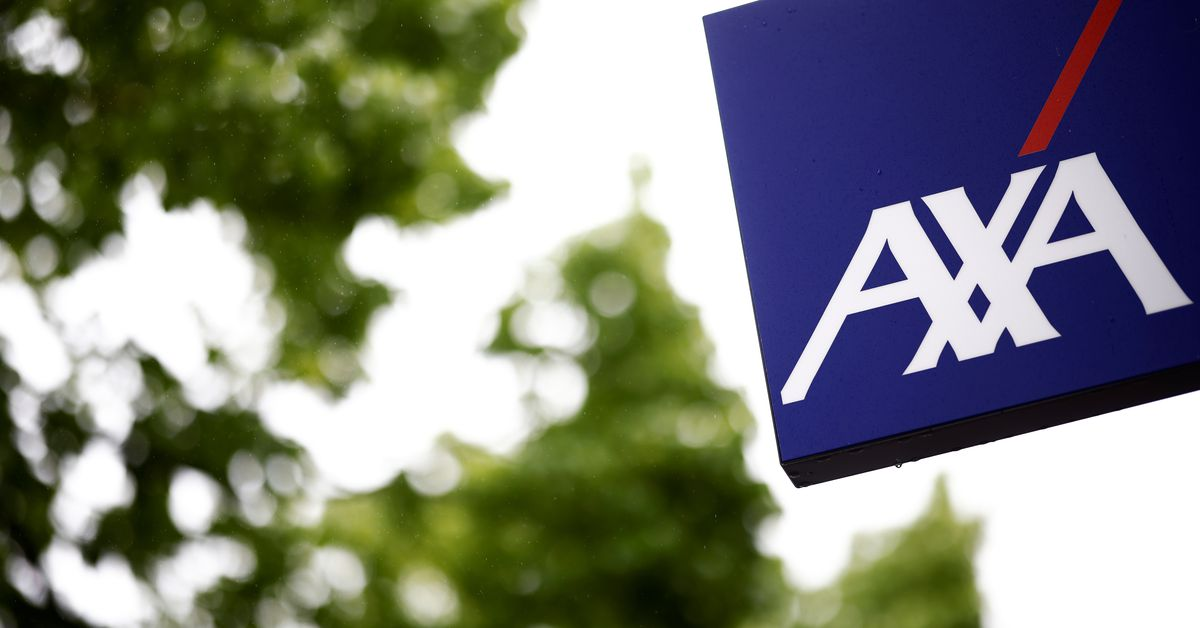 France's Axa rebounds from pandemic with 180% spike in net income - Reuters