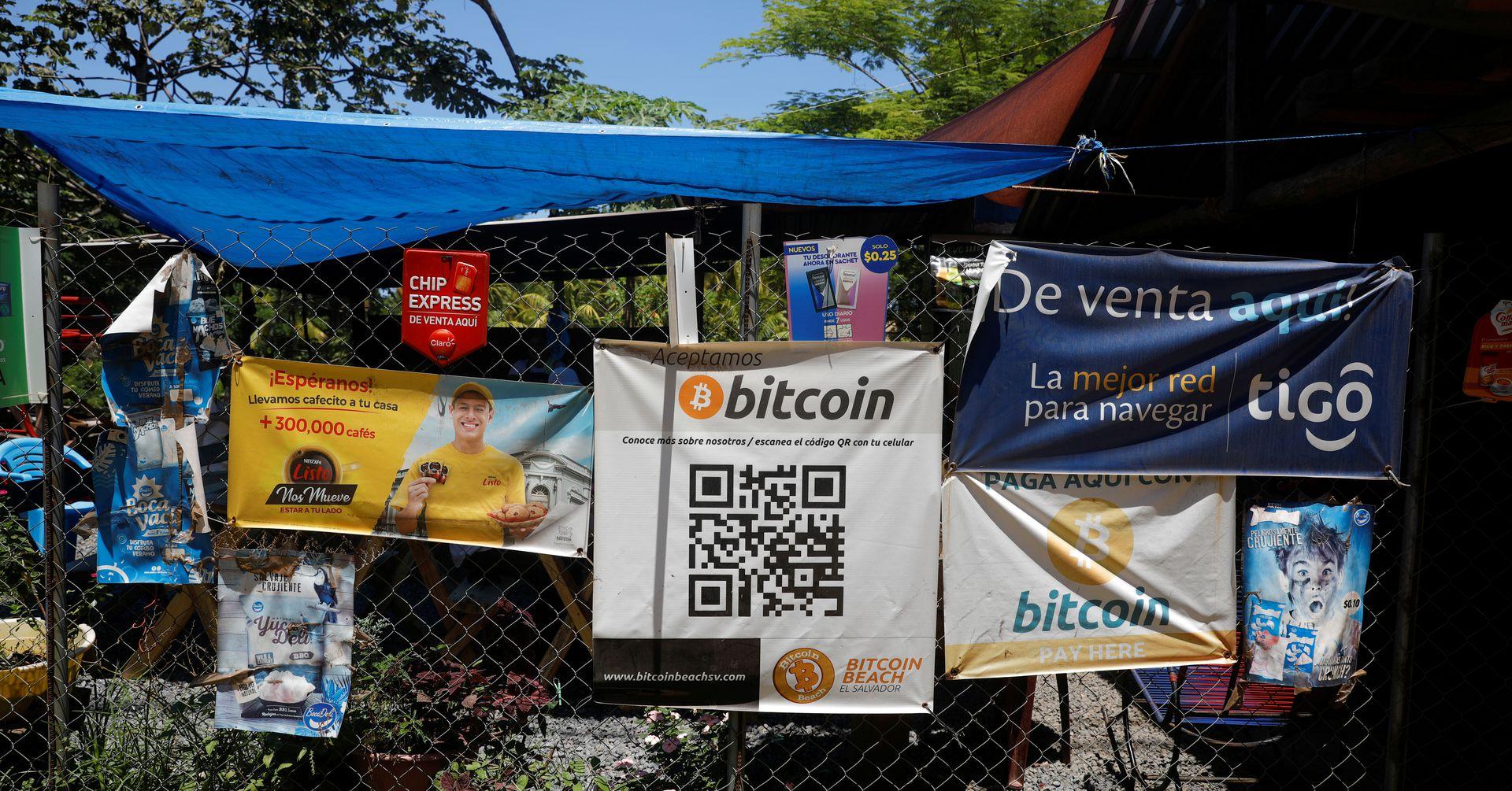 In a world first, El Salvador makes bitcoin legal tender | Reuters