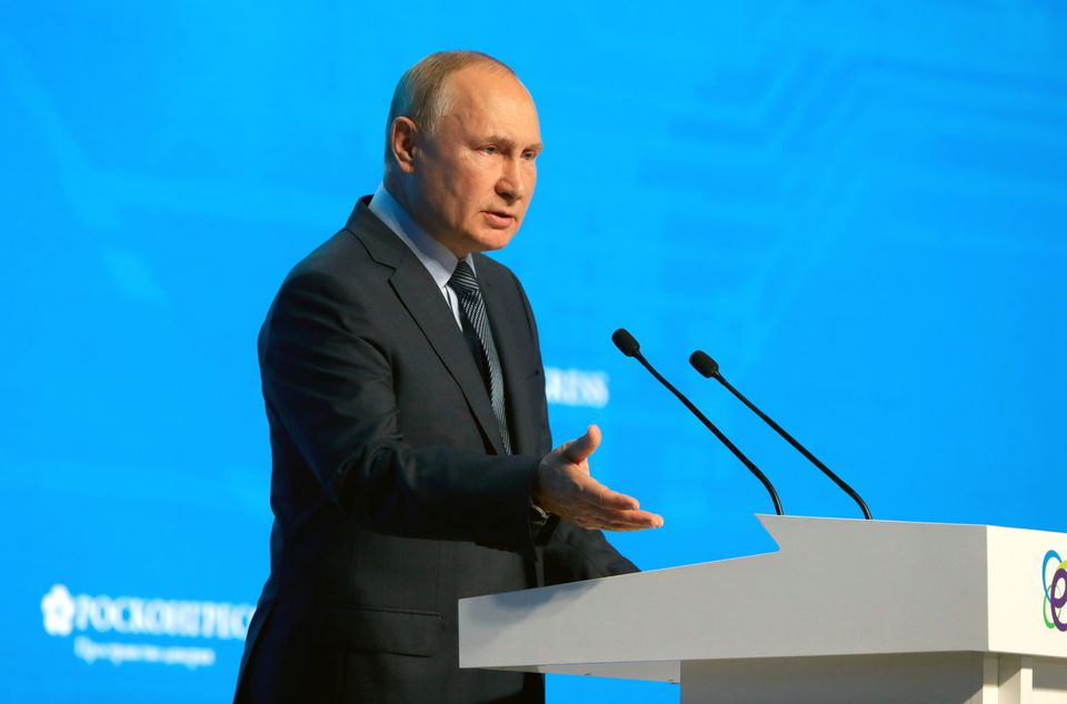 Putin Says he Sees Potential to Work with U.S. President Biden on Energy, Security and More