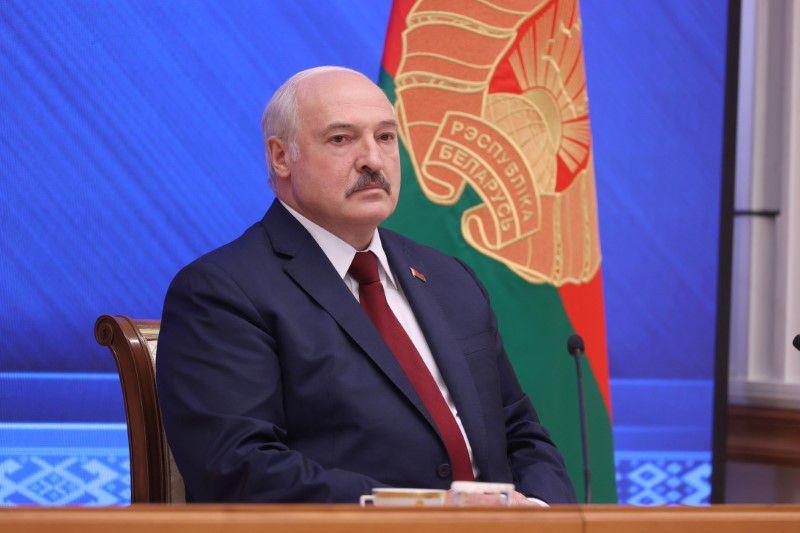Defiant Belarus Leader Shrugs Off Sanctions, Says Athlete Was 'Manipulated'