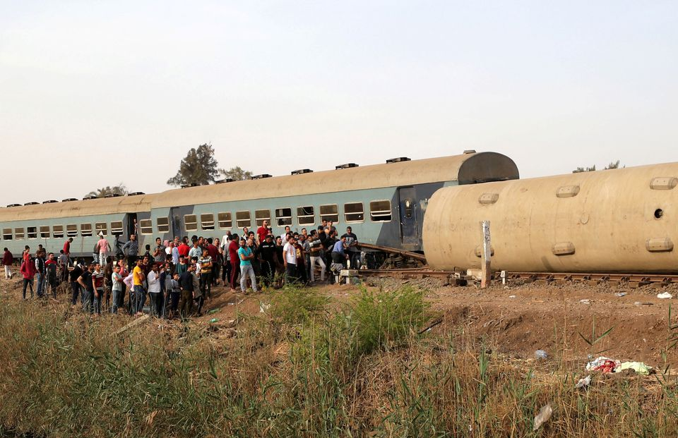 Eleven Dead, 98 Injured After Another Train Derails in Egypt, Transportation Minister Faces Calls to Resign