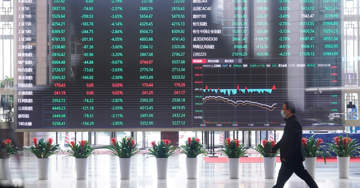 Asia shares rise on supportive Fed as Biden unveils new stimulus – Reuters