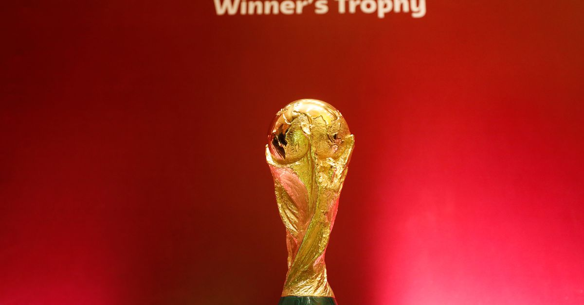 European golf equipment and FIFA at odds over World Cup qualifiers