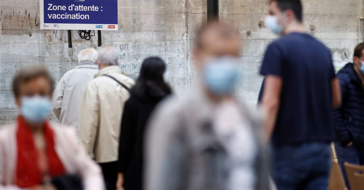 COVID Delta variant represents around 40% of French cases -government - Reuters