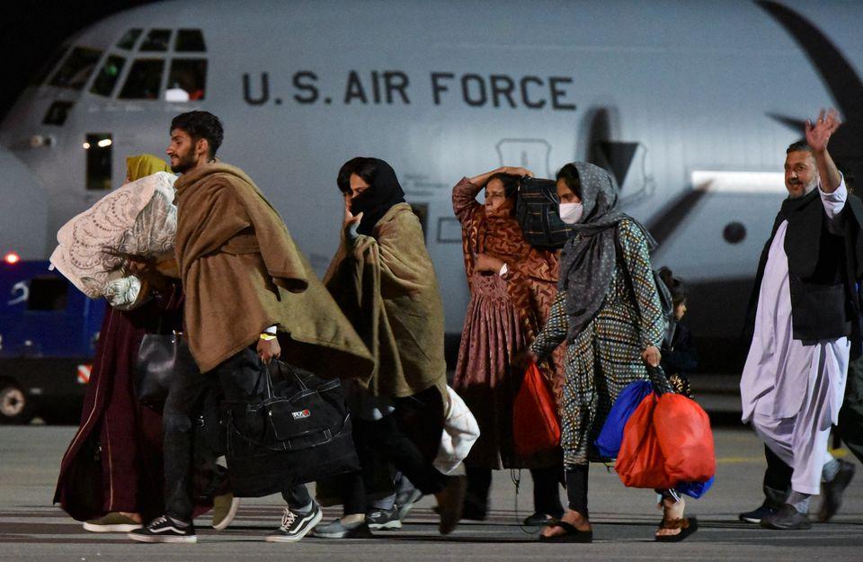 Shane Bennett on How Christians Can Help Afghan Refugees