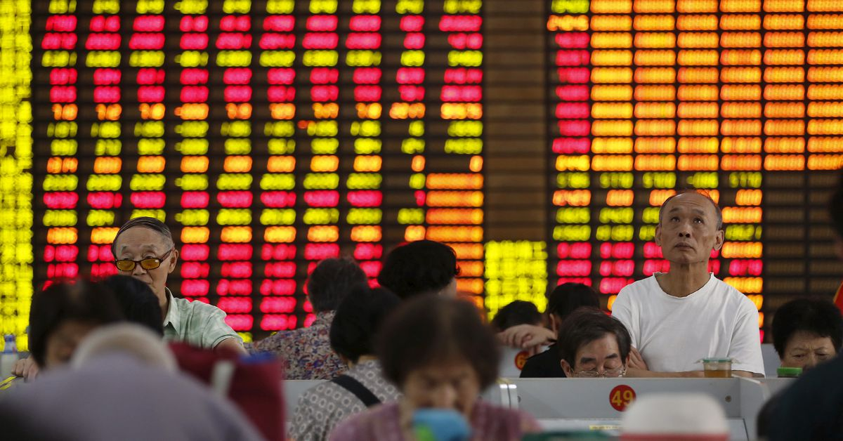 China health stocks slammed as investors fear regulators