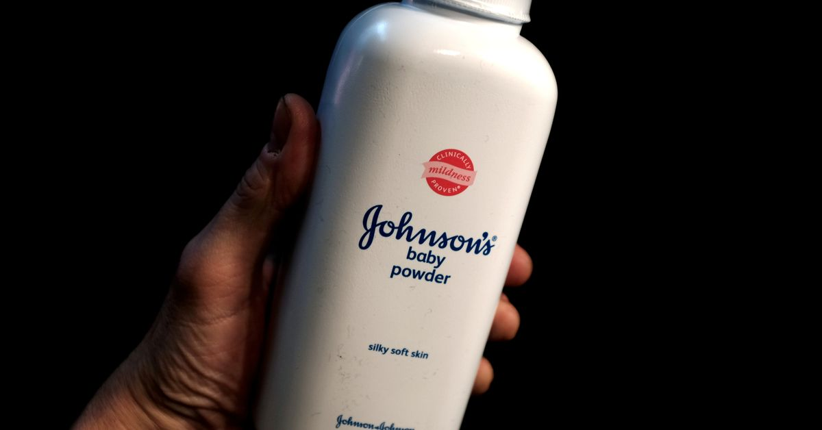 July 18 (Reuters) - Johnson & Johnson (JNJ.N) is exploring a plan to offload liabilities from widespread Baby Powder litigation into a newly creat