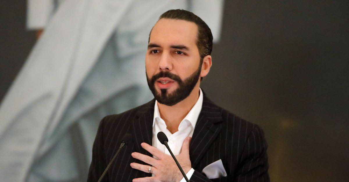 El Salvador's president says will send bill to make bitcoin legal tender – Reuters
