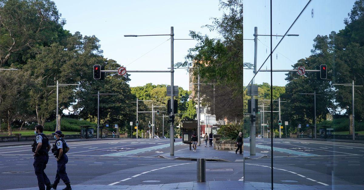 Sydney imposes nightly curfew as Australia battles Delta outbreak