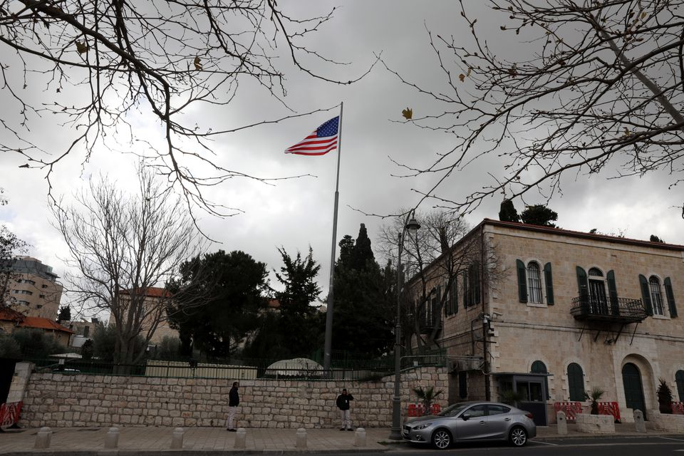 Israeli Deputy Foreign Minister Says Reopening of U.S. Palestinian Mission in Jerusalem may not happen