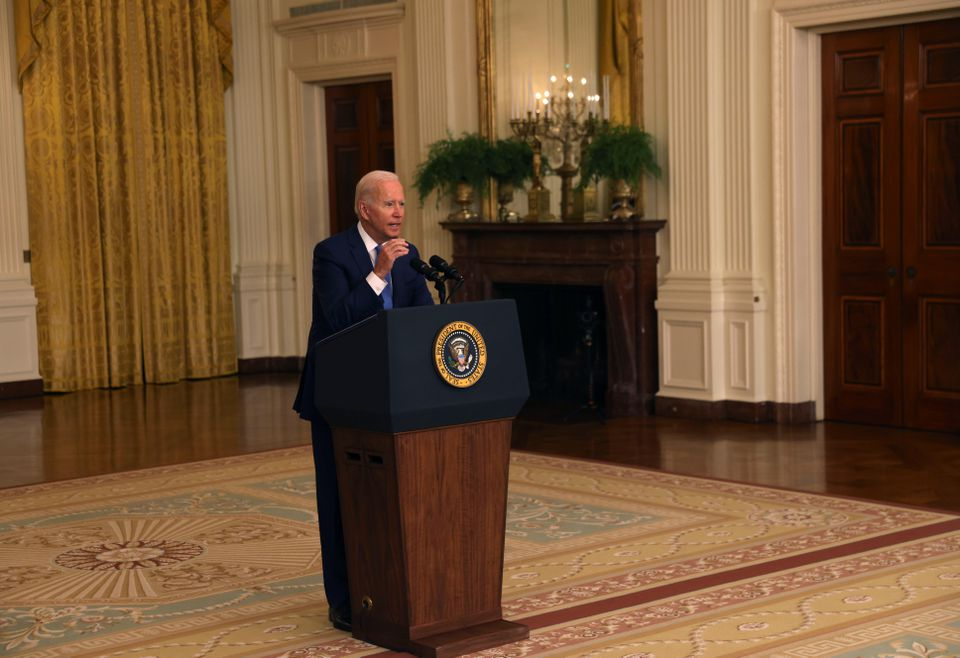 President Biden's Approval Rating Hits All-Time Low