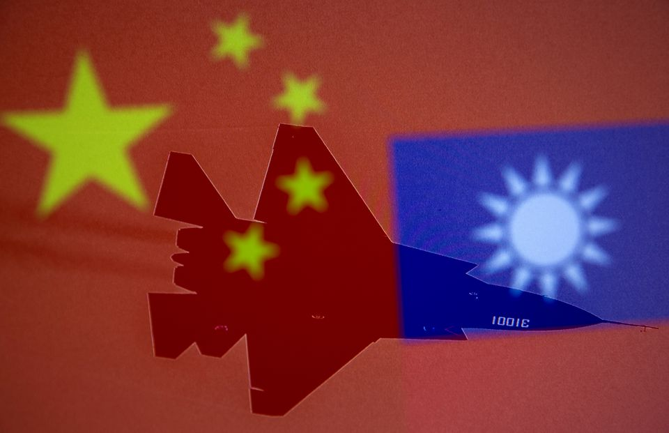 Taiwan Angered by Chinese Air Force's Largest Ever Incursion
