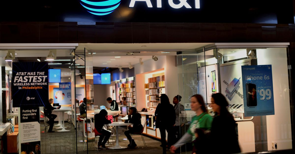 AT&T raises forecast for revenue, HBO Max as business recovers from pandemic