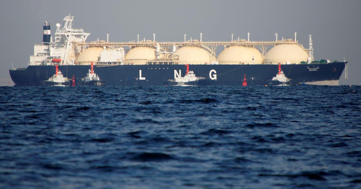 Giá khí tăng kỷ lục làm chậm đầu tư LNG ở châu Á;  Mỹ tranh giành xuất khẩu