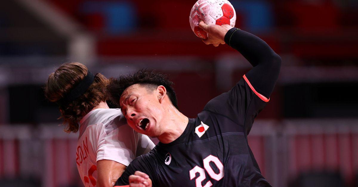 Handball-Denmark brush aside Japan as European teams make strong starts
