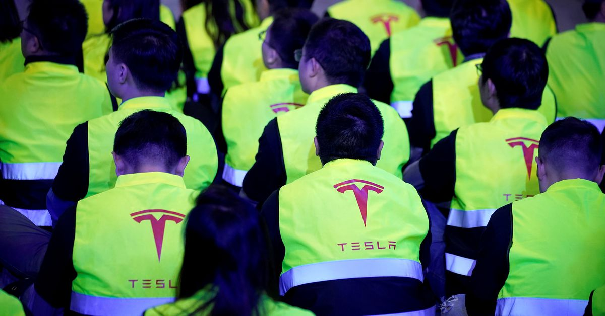 EXCLUSIVE Tesla under scrutiny in China steps up engagement with regulators – Reuters