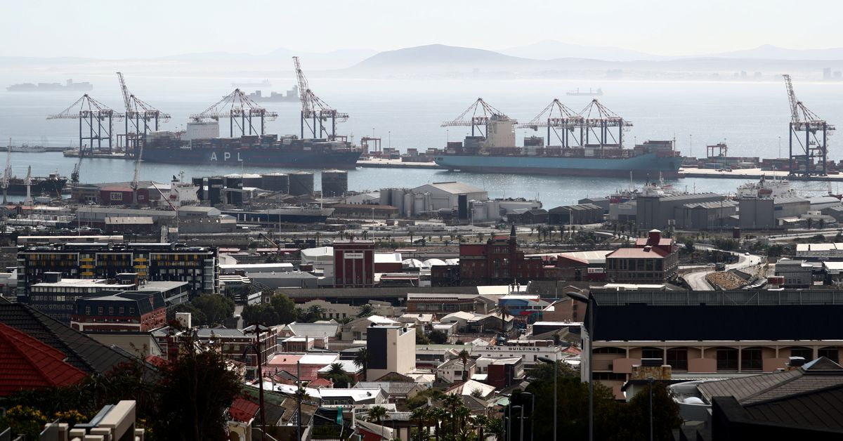 reuters.com - S.Africa's Transnet says has identified and isolated the source of IT disruption