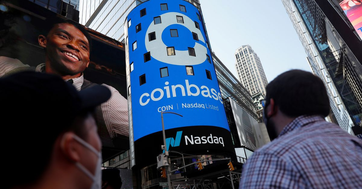 Coinbase Chief Executive Armstrong sold $291.8 million in shares on op... image