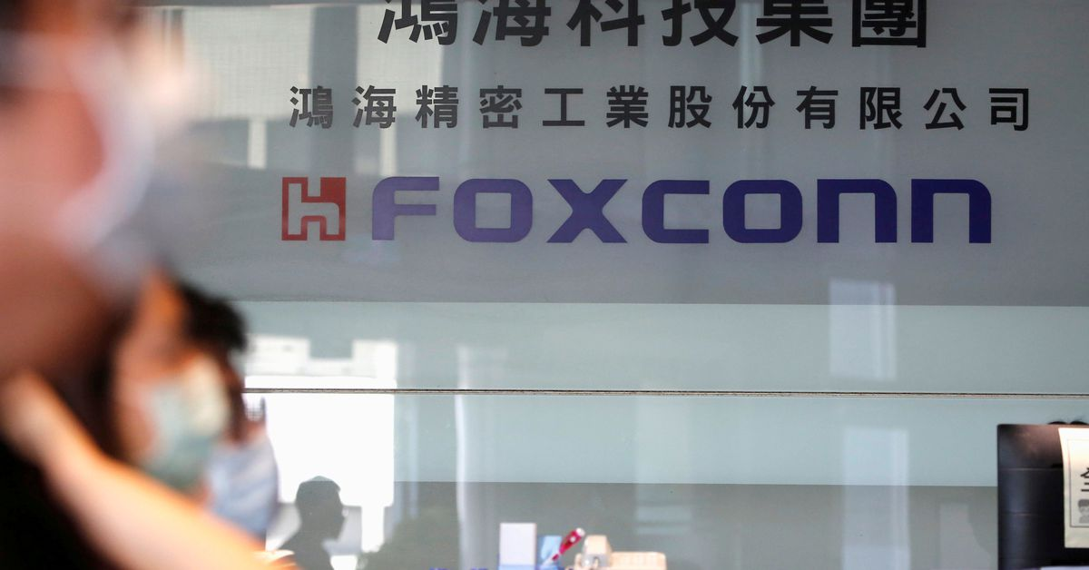 Foxconn mostly abandons $10 billion Wisconsin project touted by Trump - Reuters