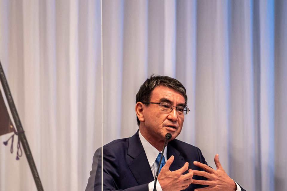 Here We Go: Frontrunner for Japan's Prime Minister Says Same-sex Marriage Should be Discussed in Parliament