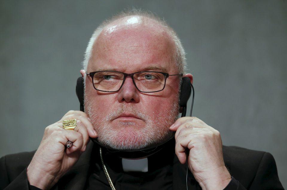 Pope Francis Rejects German Cardinal Reinhard Marx's Resignation