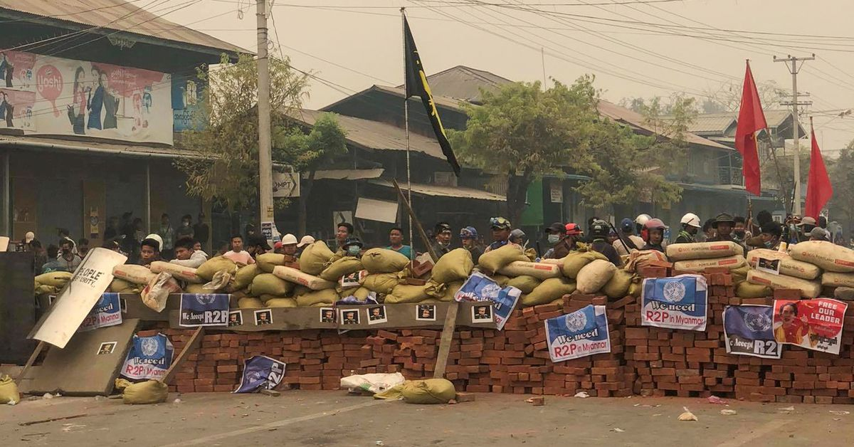 ASEAN calls summit on crisis in Myanmar while EU imposes sanctions