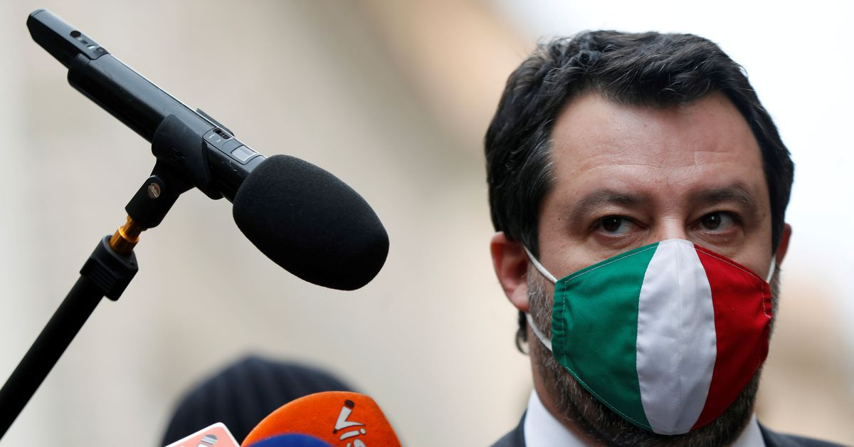 Salvini from Italy sent to trial on charges of kidnapping immigrants