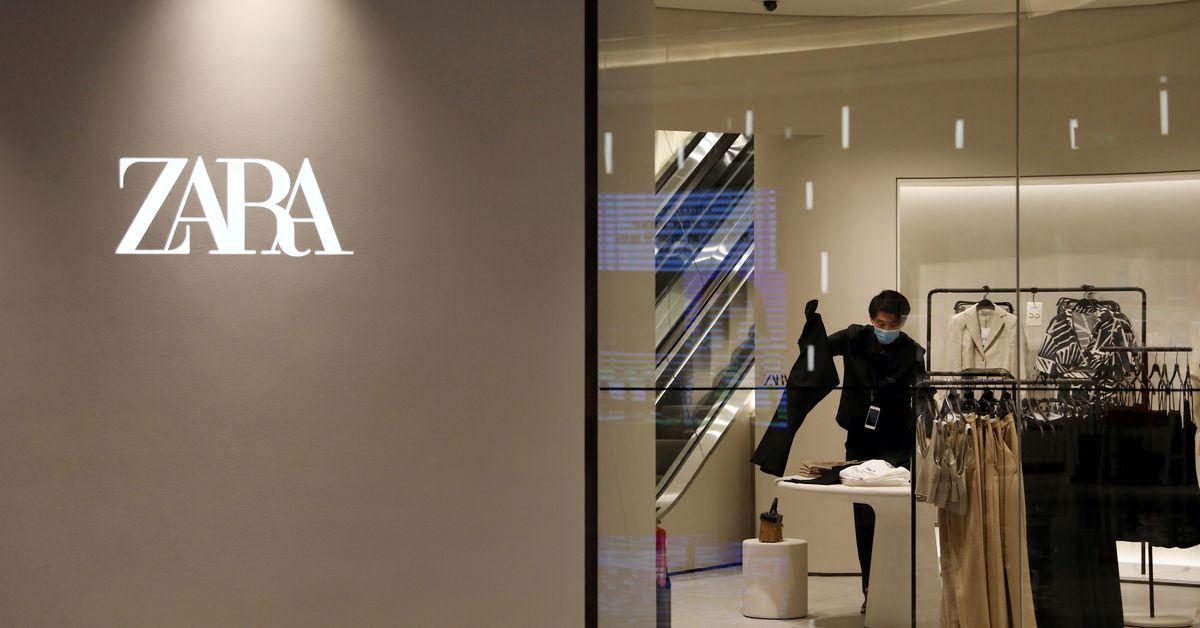 Chủ sở hữu Zara, Inditex, vượt qua H&M với doanh số bán hàng cao nhất trước đại dịch