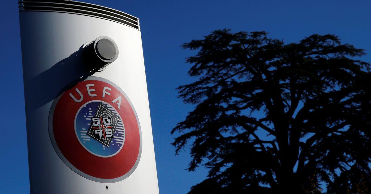 Soccer-Breakaway Super League announced in storm of criticism