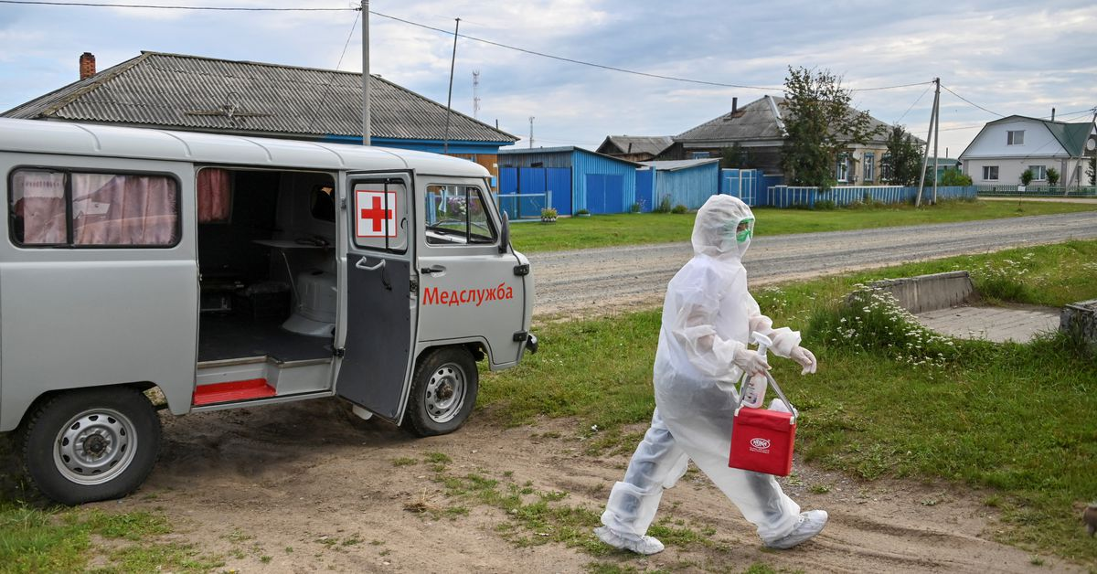 Russia reports 23807 new COVID-19 cases, 792 deaths - Reuters