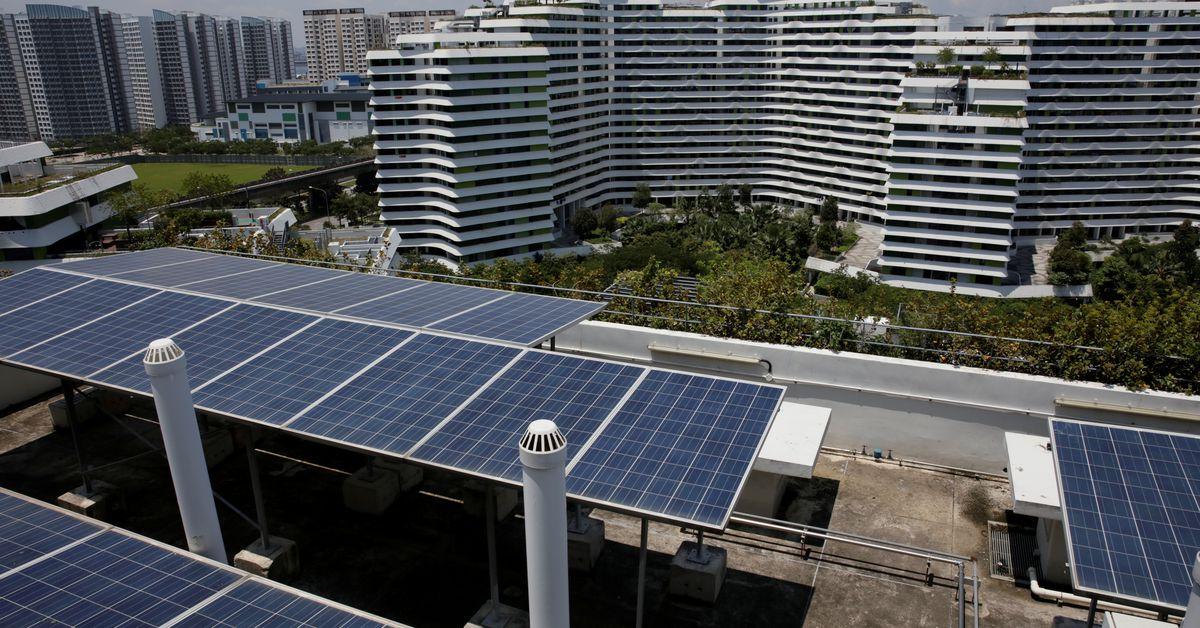 reuters.com - Roslan Khasawneh - Sunseap explores solar farms in Indonesia to power Singapore