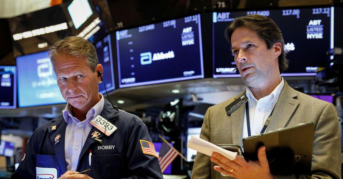 Wall Street closes higher as investors bet on positive earnings season - Reuters