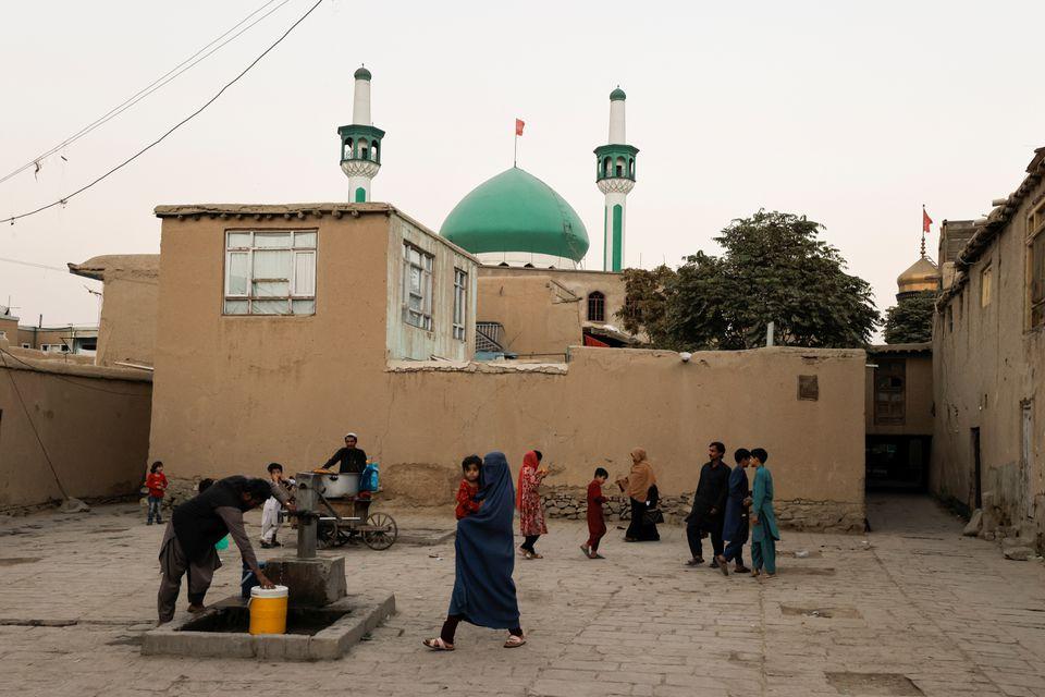 Russia Invites Taliban to Afghanistan Talks on Oct. 20