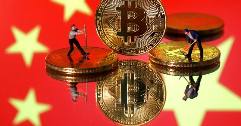 Cryptocurrencies tumble amid China crackdown on bitcoin miners – Reuters