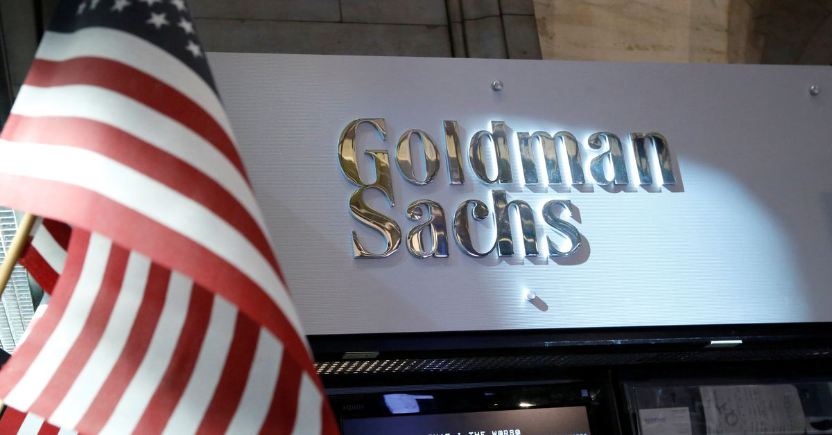 Goldman Sachs cashes in on M&A wave to cap stellar quarter for U.S. banks - Reuters