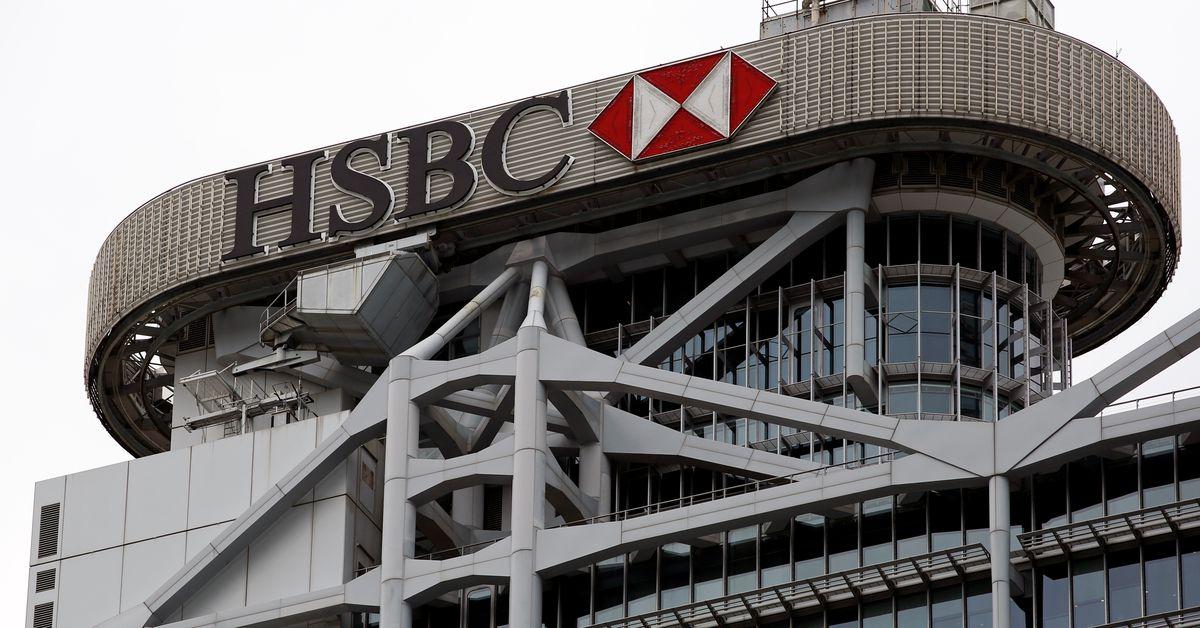 HSBC profit more than doubles, loan-loss fears ebb as economies rebound - Reuters